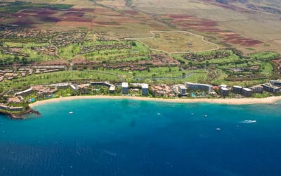 Luxury Living in Maui Near the Famous Kaanapali Golf Courses