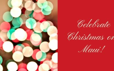 Celebrate Christmas on Maui this Season with These Fun Holiday Events