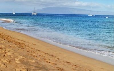 Time Intervals at the Whaler on Kaanapali Beach