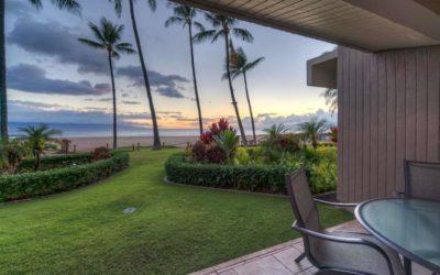 Hawaii Beachfront Condo For Sale on Kaanapali Beach – Maui Real Estate