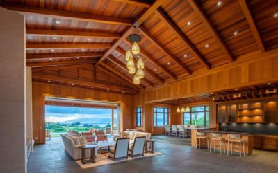 Stunning Mahana Estates Luxury Home For Sale in Kapalua Maui