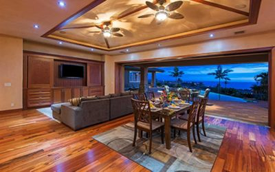 Luxury Maui Home for Sale in Kaanapali with Sweeping Island Views