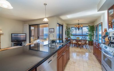Hawaii Luxury Penthouse Condo For Sale at Kaanapali Alii