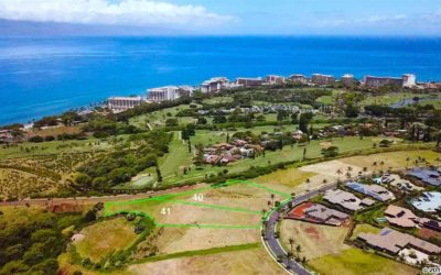 West Maui Land for Sale in Kaanapali at Lanikeha