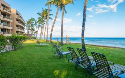Paki Maui Luxury Oceanfront Condo for Sale in Maui, Hawaii
