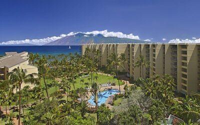 Enjoy Amazing Views at a Beachfront Maui Condo at Kaanapali Shores